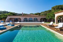 Location saisonnière villa Sainte-Maxime Villa Nartelle (39)