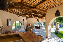 Location saisonnière villa Sainte-Maxime Villa Nartelle (34)