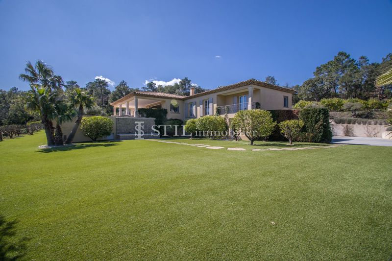Photo Villa Grimaud Collines,   to buy villa  5 bedrooms   360 m²