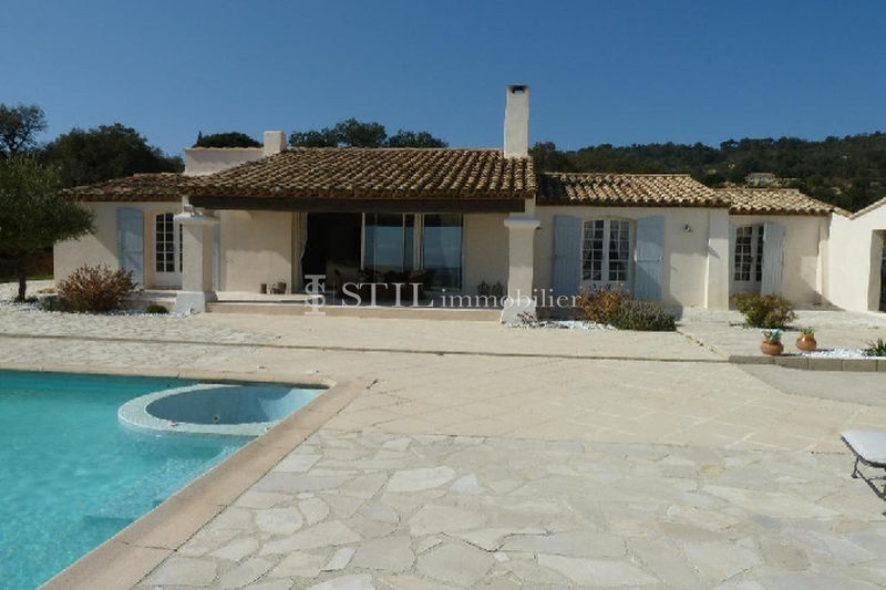 Photo n°2 - Vente Maison villa Le Plan-de-la-Tour 83120 - 1 350 000 €