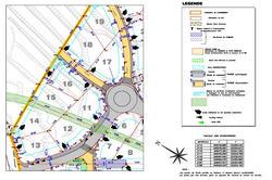 Vente terrain à bâtir Sainte-Maxime lot11