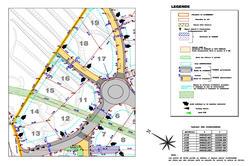 Vente terrain à bâtir Sainte-Maxime lot12