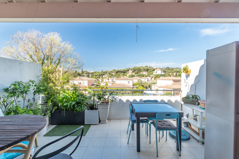 Vente appartement Les Issambres  Apartment Les Issambres Proche plages,   to buy apartment  3 rooms   60 m²