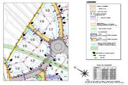 Vente terrain à bâtir Sainte-Maxime lot13