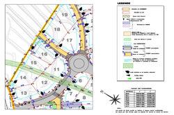 Vente terrain à bâtir Sainte-Maxime lot14