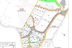 Vente terrain à bâtir Sainte-Maxime Photo Plan de Masse