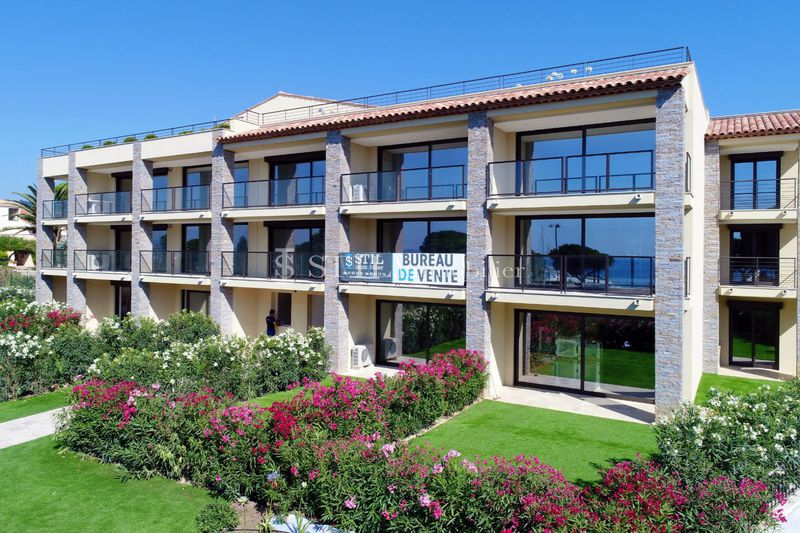 Vente appartement Les Issambres  Apartment Les Issambres Bord de mer,   to buy apartment  2 rooms   34 m²