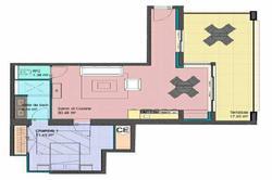 Vente appartement Les Issambres Lot 211