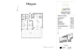 Vente appartement Sainte-Maxime MAYA BASE