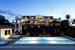 Vente appartement Sainte-Maxime perspective-exterieure-piscine