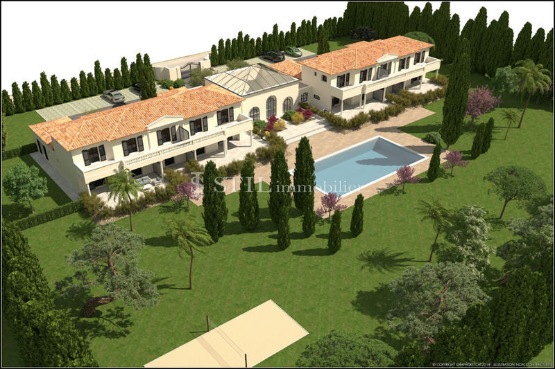 Vente appartement Grimaud  Apartment Grimaud   to buy apartment  4 rooms   107 m²