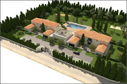 Vente appartement Grimaud Les jardins Boreals0004