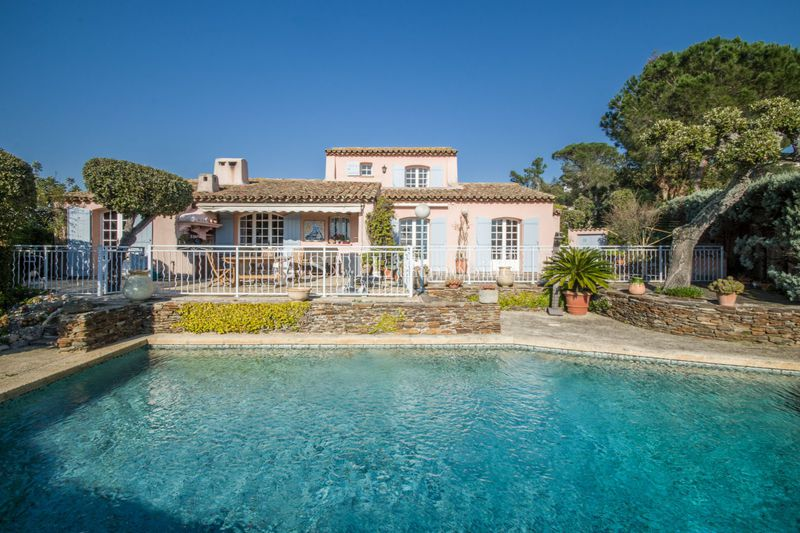 Photo Villa Sainte-Maxime Sémaphore,   to buy villa  4 bedrooms   120 m²