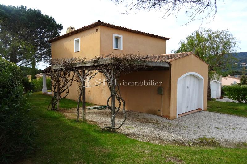 Photo Villa Sainte-Maxime   achat villa  3 chambres   83m²
