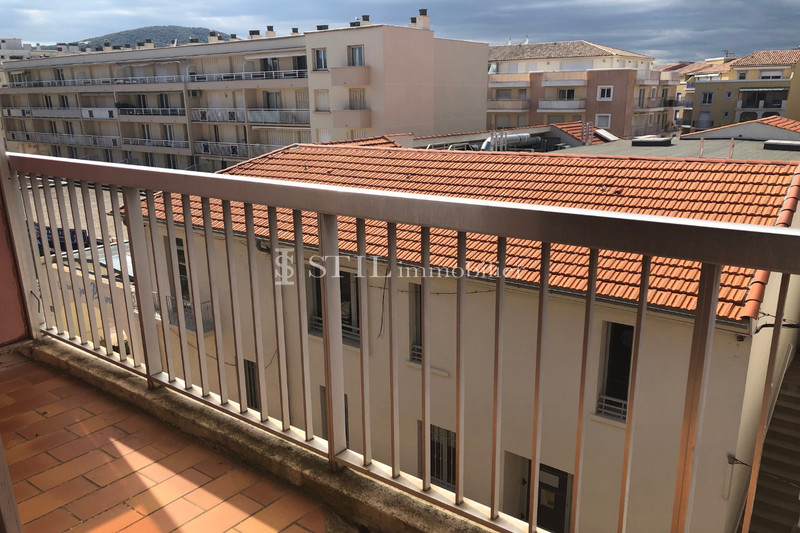 Vente appartement Sainte-Maxime  Apartment Sainte-Maxime Centre-ville,   to buy apartment  1 room   30 m²