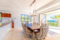 Neuf villa Sainte-Maxime salle à manger