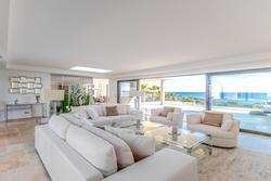 Neuf villa Sainte-Maxime salon