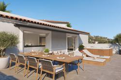 Vente appartement Sainte-Maxime terrasse-bd