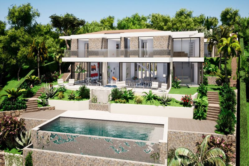 Vente villa Sainte-Maxime  Villa Sainte-Maxime   to buy villa  6 bedroom   400 m²