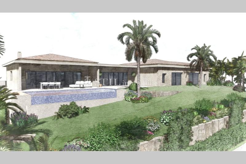 Photo n°4 - Vente Maison villa Sainte-Maxime 83120 - 4 900 000 €