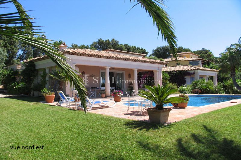 Photo n°1 - Vente Maison villa Sainte-Maxime 83120 - 2 350 000 €
