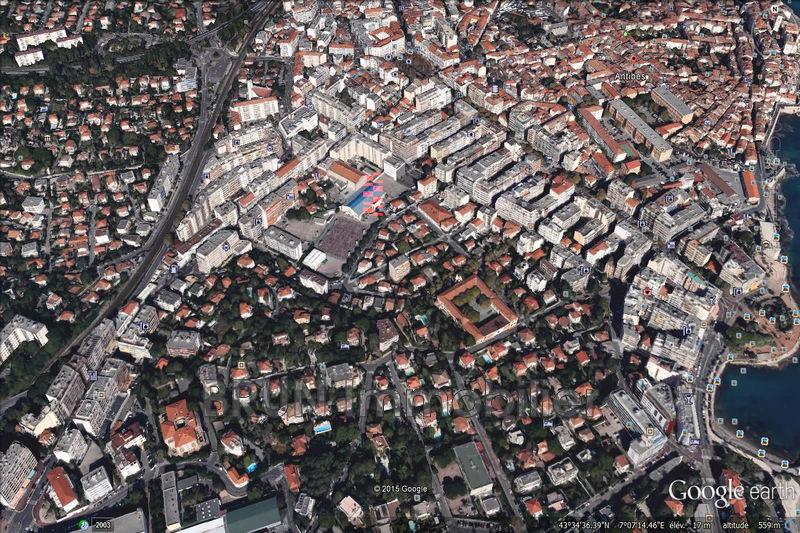 locauxvente  Juan-les-Pins Focus  97m² -