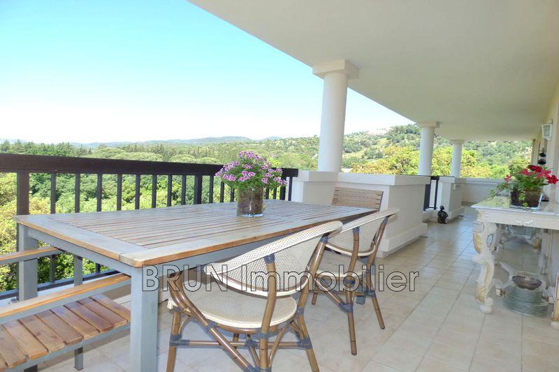Photo Appartement Mandelieu-la-Napoule Riviera golf,   achat appartement  3 pièces   110m²