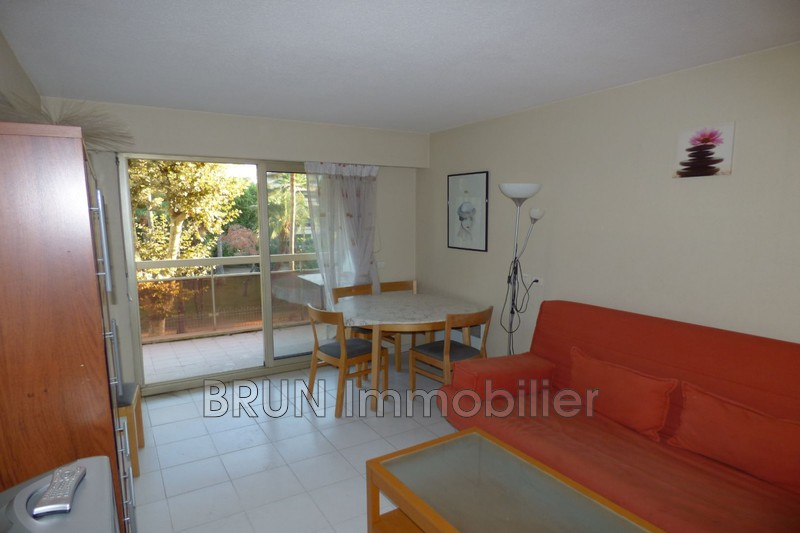 appartement  2 rooms  Juan-les-Pins Juan les pins centre  41 m² -