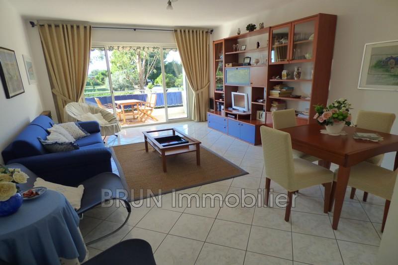 Appartement Juan-les-Pins Cap d'antibes,   achat appartement  3 pièces   89m²
