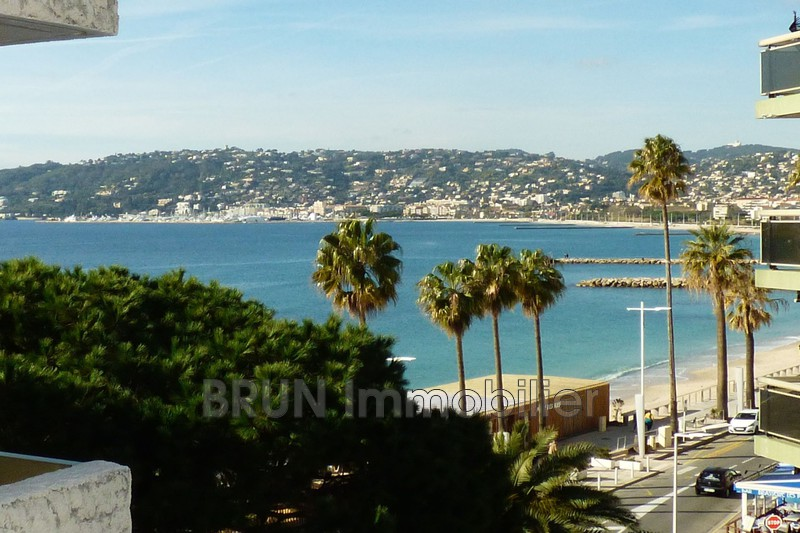 appartement  2 rooms  Juan-les-Pins Juan les pins centre  42 m² -