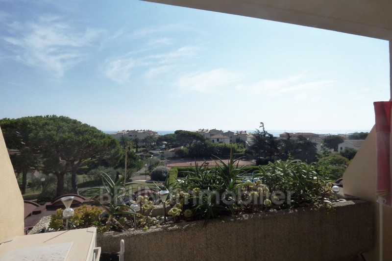appartement  2 rooms  Antibes Pool  26 m² -