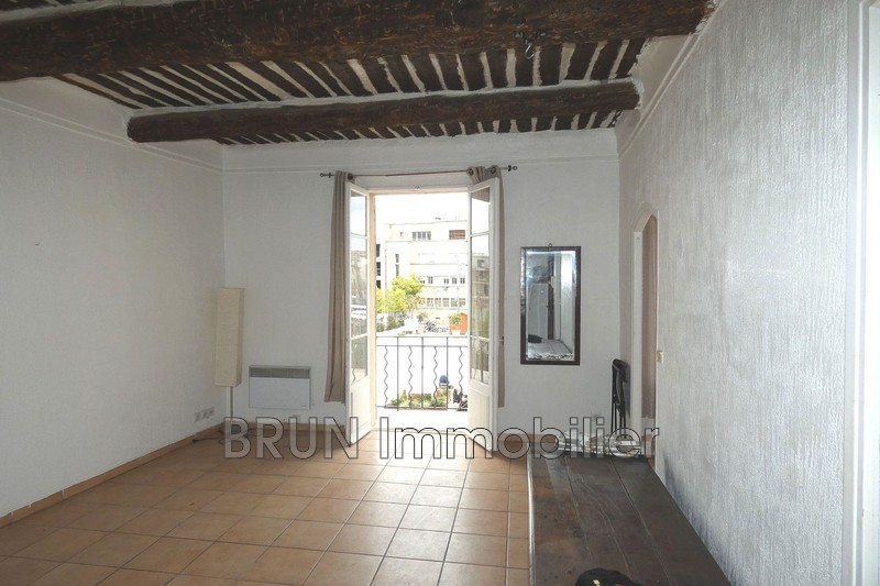 Appartement Antibes Vieil antibes,   achat appartement  2 pièces   36 m²
