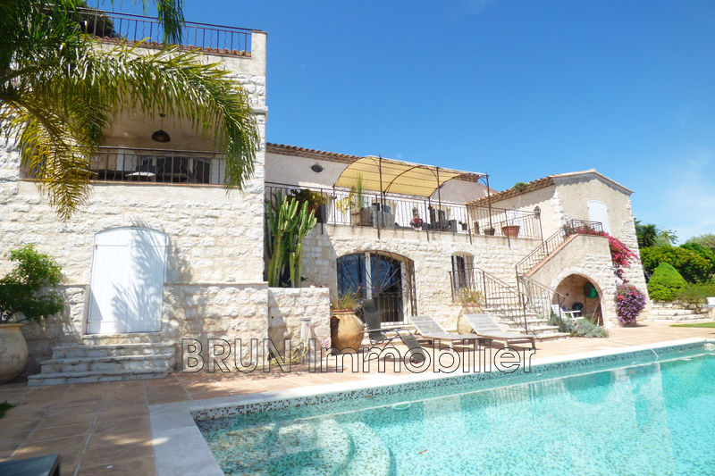 Photo Villa Antibes Brusquets,   achat villa  4 chambres   252 m²