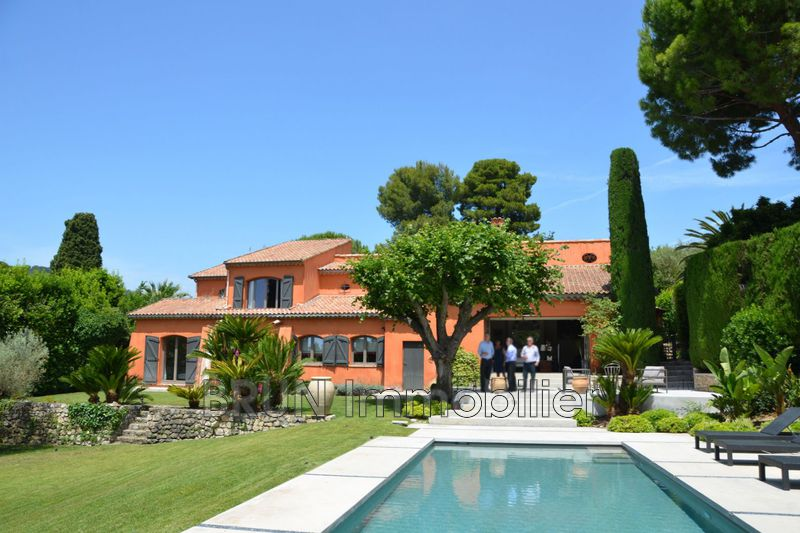 Photo Villa Antibes Pimeau,   to buy villa  6 bedrooms   275 m²
