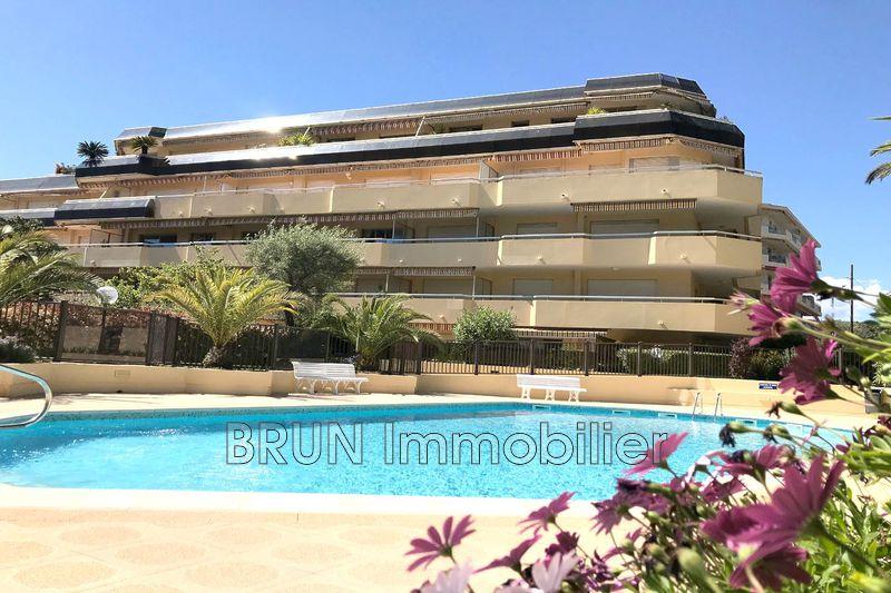 appartement  2 pièces  Juan-les-Pins Centre et plages  45m² -
