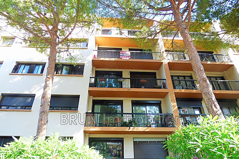 appartement  3 rooms  Antibes Rabiac estagnol  68 m² -