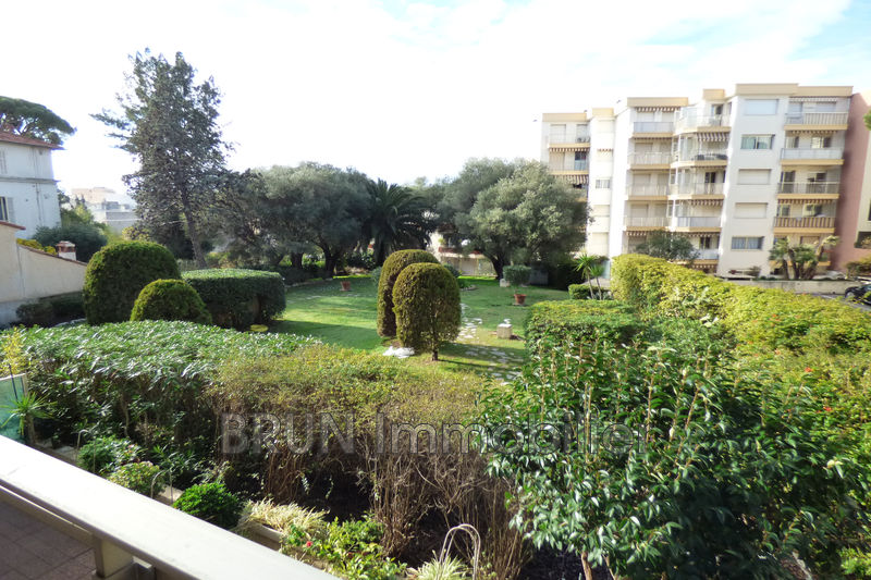 appartement  2 pièces  Juan-les-Pins Centre juan les pins  40m² -