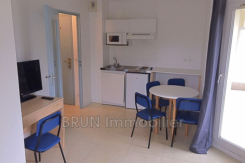 Photo n°1 - Vente Appartement idéal investisseur Valbonne 06560 - 86 000 €