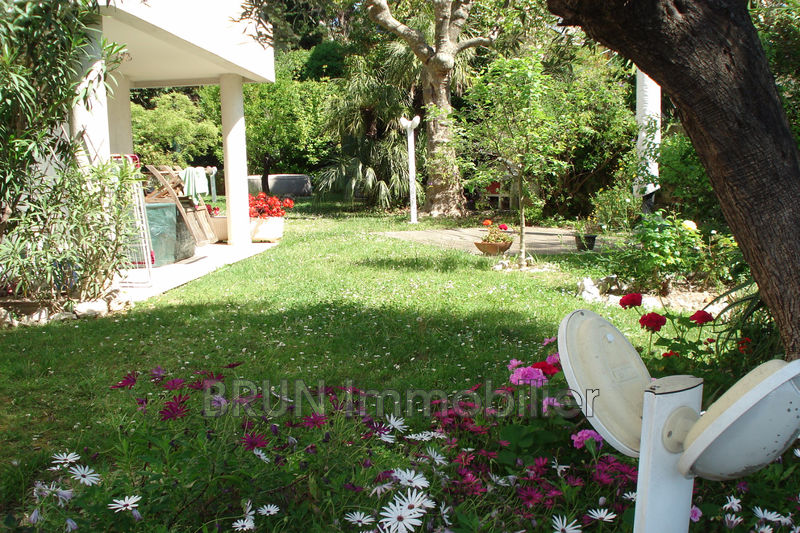Photo Ground garden Juan-les-Pins Juan les pins,   to buy ground garden  2 room   45 m²