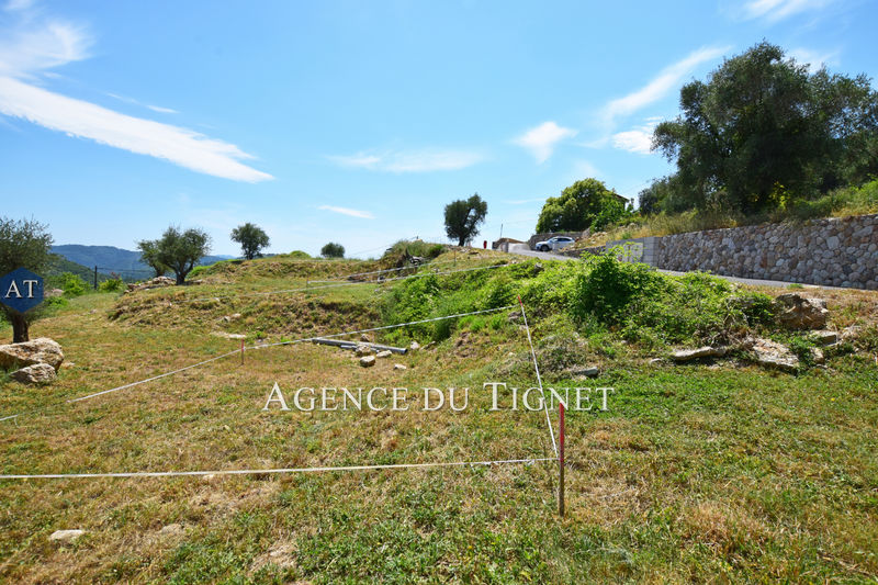 Photo Land Le Tignet   to buy land   560 m²