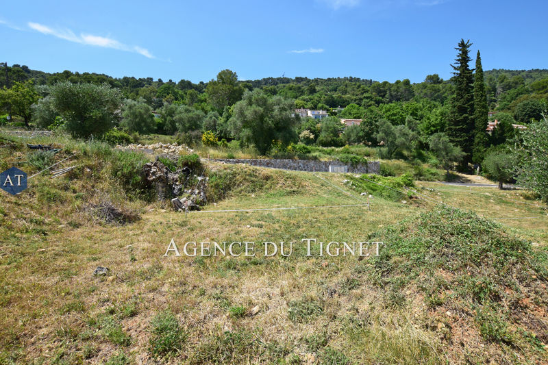 Land Le Tignet   to buy land   604 m²