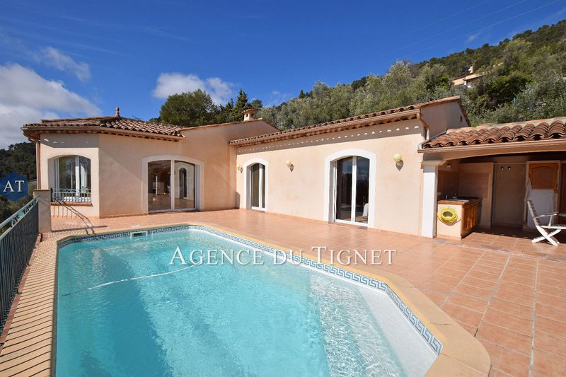 Photo House Le Tignet Calme,   to buy house  3 bedroom   144 m²