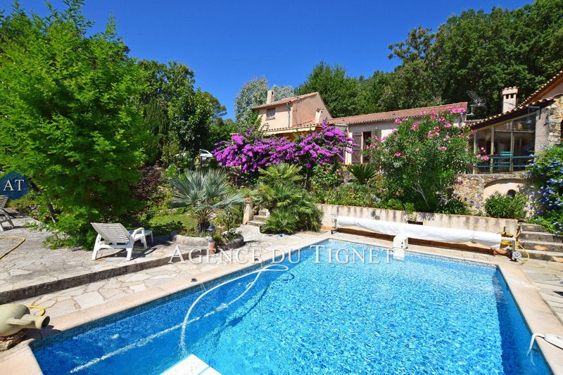 Photo House Le Tignet   to buy house  4 bedroom   156m²