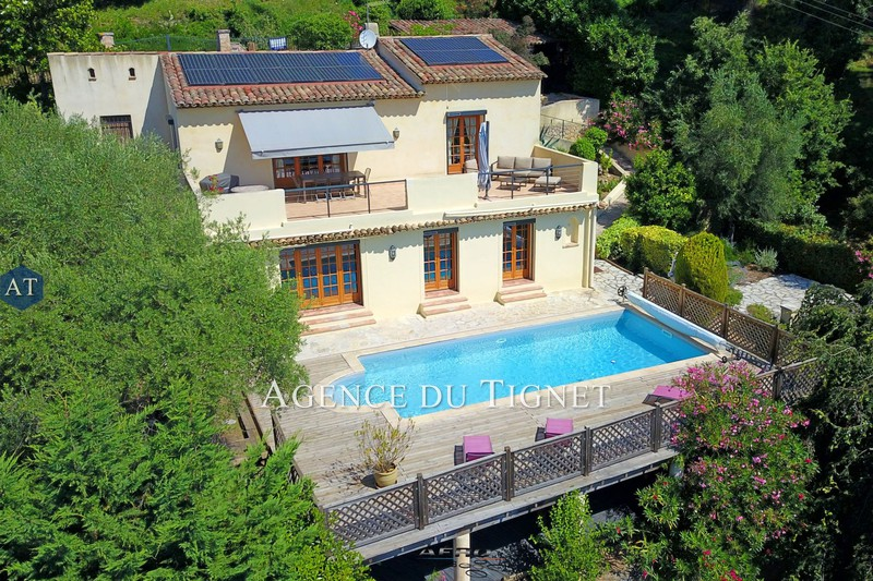 Photo Villa Le Tignet   to buy villa  4 bedroom   173 m²