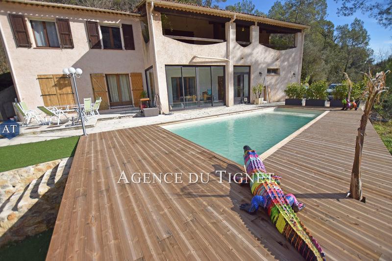 Apartment Saint-Cézaire-sur-Siagne   to buy apartment  5 rooms   110m²