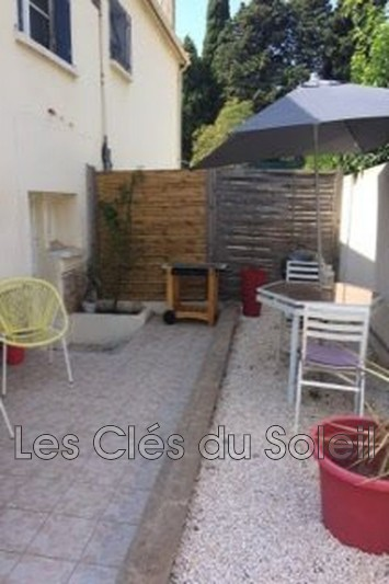 appartement  studio  Toulon   24 m² -