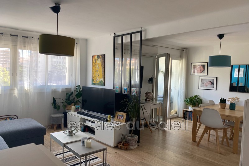 appartement  3 pièces  Toulon Bazeille  67m² -