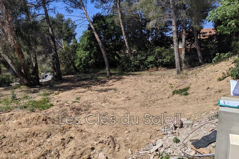 terrain  Le Pradet Garonne  812m² -