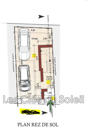Photo n°3 - Vente terrain Cabasse 83340 - 30 000 €