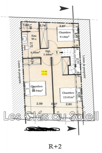 Photo n°5 - Vente terrain Cabasse 83340 - 30 000 €